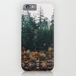 Gillette Lake III iPhone Case