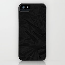 Black Panther Vibes iPhone Case