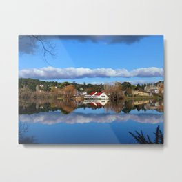 Lake Daylesford Metal Print