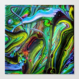 """Daliance"" Canvas Print"