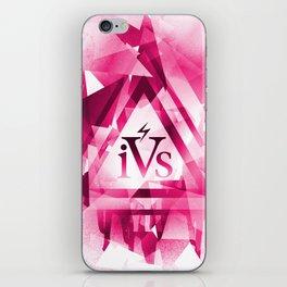 iPhone 4S Print - Pink iPhone Skin