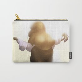 BBW Pin Up - Ebony Carry-All Pouch