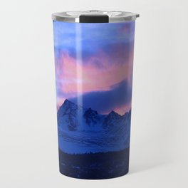 Serenity Rose Sunrise III Travel Mug