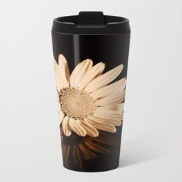 Albumen daisy Travel Mug