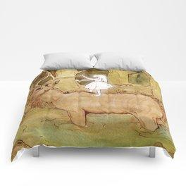 Bedtime Story Comforters