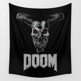 Doom - Icon of Sin Wall Tapestry