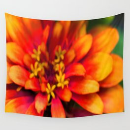 Daisy on Steroids Wall Tapestry