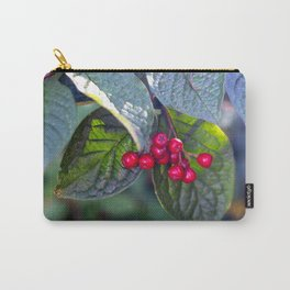 Poison or not : Red berries Carry-All Pouch
