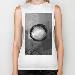 Enso No.MM13J by Kathy Morton Stanion Biker Tank