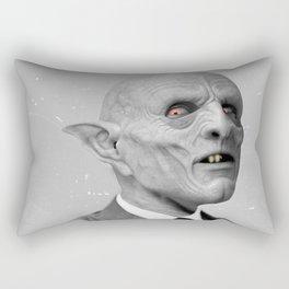 EATEN UP BY NOTHING Rectangular Pillow