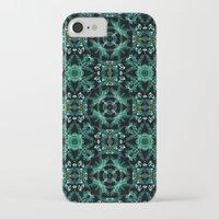 malachite iPhone & iPod Cases featuring Malachite fantasy by ESZAdesign™