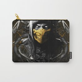 scorpion face Carry-All Pouch