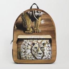 Dandy-Lion Backpack