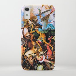 The Fall Of The Rebel Angels - Digital Remastered Edition iPhone Case