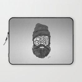 Oh! La barbe Laptop Sleeve