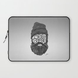 Oh! La barbe Laptop Sleeve