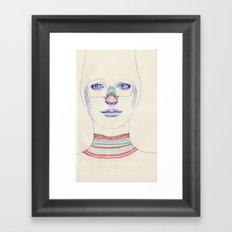 i nose it Framed Art Print