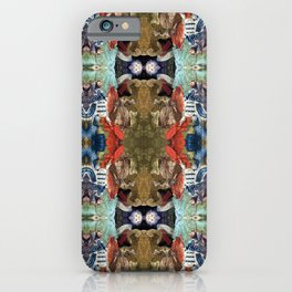 Watch Your Neck iPhone Case
