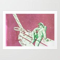 Astroshades Art Print