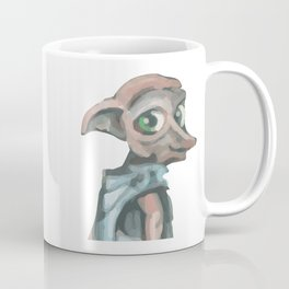 Magic cute Elf Watercolor Coffee Mug
