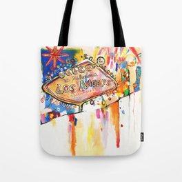 Las Angeles  Tote Bag