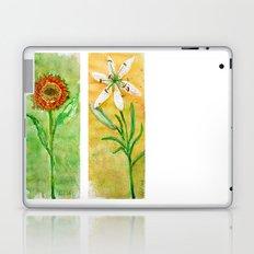 flowers 2 Laptop & iPad Skin