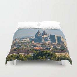 Cologne Skyline Duvet Cover