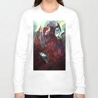carnage Long Sleeve T-shirts featuring Carnage by corverez