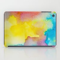heaven iPad Cases featuring Heaven by elena + stephann