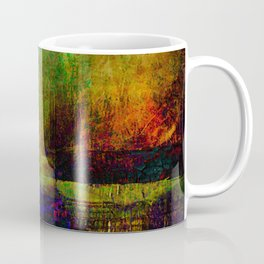 See Notre-Dame-de-Paris since the window Coffee Mug