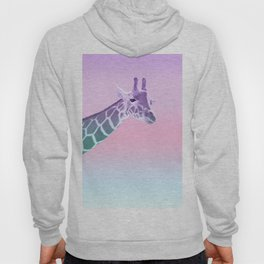 Unicorn Mermaid Giraffe Dream #1 #dreamy #decor #art #society6 Hoody