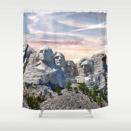 Presidential Shower Curtain