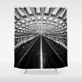The Underground Shower Curtain
