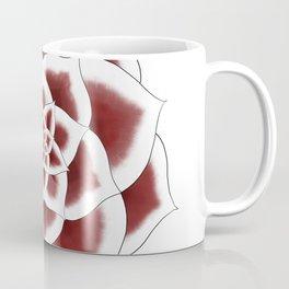 Stargazer Lily Mandala Coffee Mug