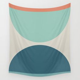 Abstract Geometric 22 Wall Tapestry