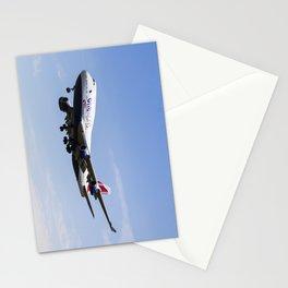 British Airways One World Boeing 747 Stationery Cards
