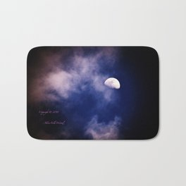 Mark's Moon #152 Bath Mat