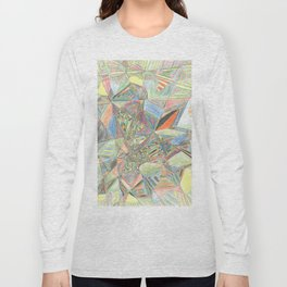 Cluster of Dimensions Long Sleeve T-shirt