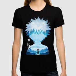 Minimalist Silhouette Killua T-shirt