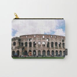 Italy Rome Colosseum Photography Art Decor Wall Art 8 x 8 / 5 x 5 Print Sets 5 SALE Carry-All Pouch