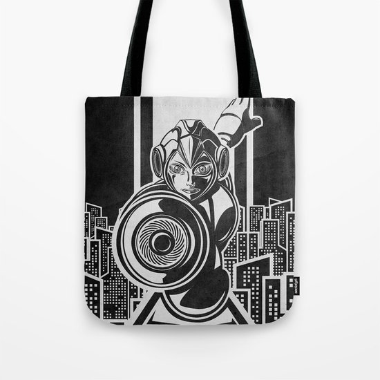 Megaman. In the year 20xx Tote Bag