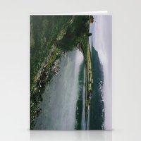 norway Stationery Cards featuring Norway by A. Serdyuk