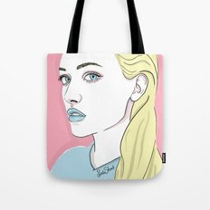 Pastel candy Tote Bag