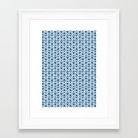escher Framed Art Prints featuring Escher #005 by rob art | simple