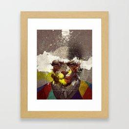 the Last Headbender Framed Art Print