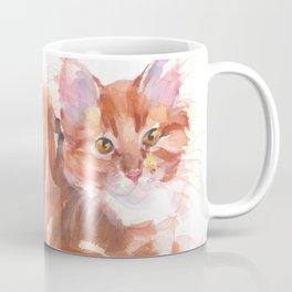 Ginger Girl Coffee Mug
