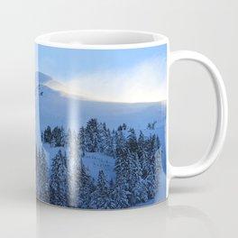 Ghosts In The Snow Coffee Mug