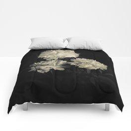White peonies2 Comforters