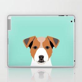 Bailey - Jack Russell Terrier phone case art print gift for dog people Jack Russell Terrier owners Laptop & iPad Skin