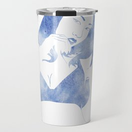 Susie Blue Travel Mug